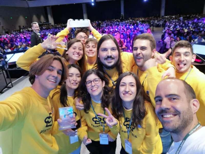 Equipo de la UPV ganador de IGEM 2018