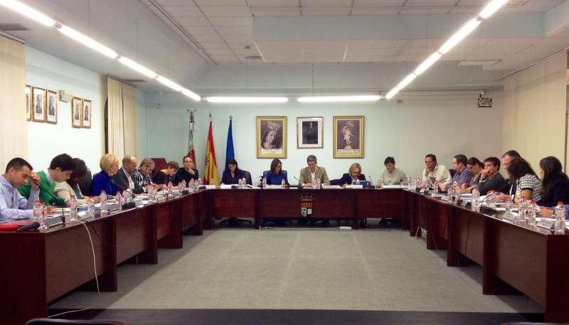 El Plenari de La Pobla de Vallbona. //EPDA