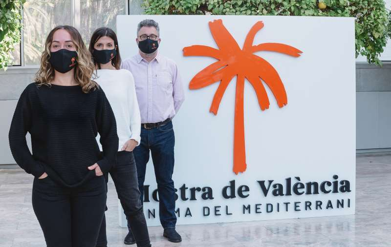 Maria de Medeiros, Palmera de Honor de Mostra de València