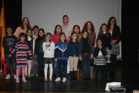 El viernes 22 de marzo fue el día especial de Gloria Fuertes en el que se celebró un acto donde se proyectaron vídeos sobre la vida de la poeta. FOTO: EPDA
