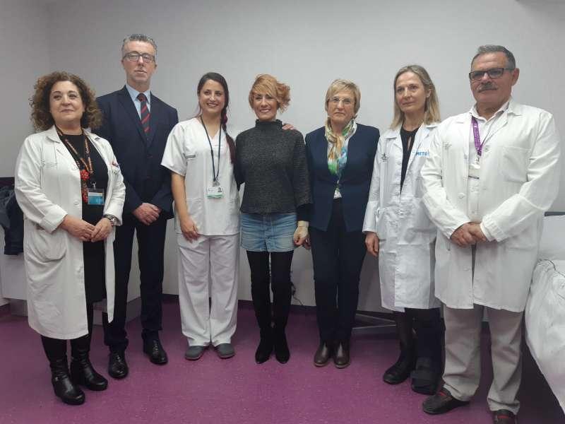 El Hospital General de València incorpora una consulta de micropigmentación de la areola para las mujeres mastectomizadas. EPDA