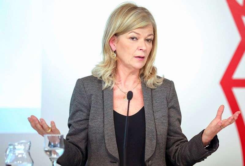 La consellera de Justicia, Gabriela Bravo. EFE