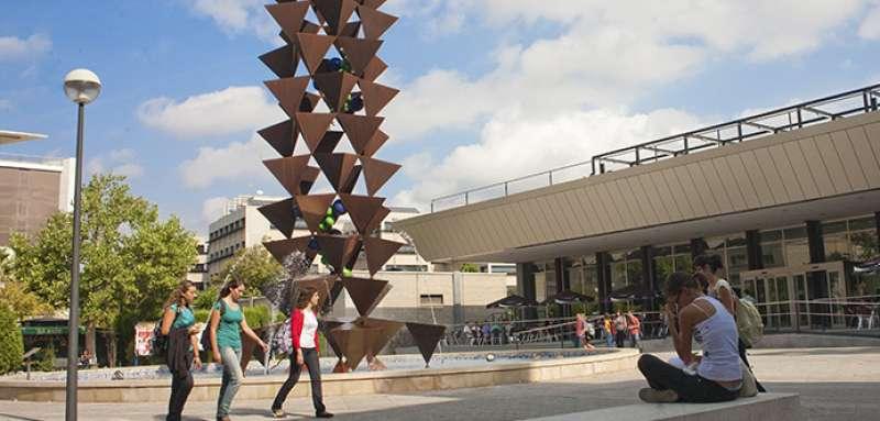 Universidad de Valencia./PDA