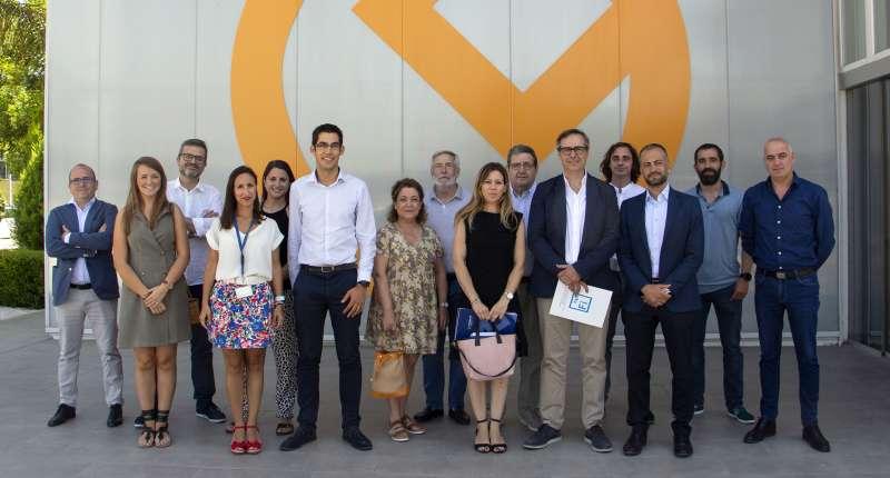 Convenio entre la Fundación de Investigación del Hospital General Universitario de València y AIMPLAS. EPDA
