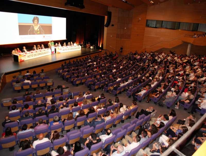 Graduación Palacio de Congresos