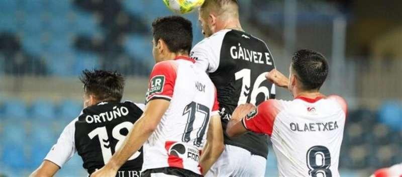 El Castellón en su partido ante el Logroñés. Foto cedida por el club castellonense.