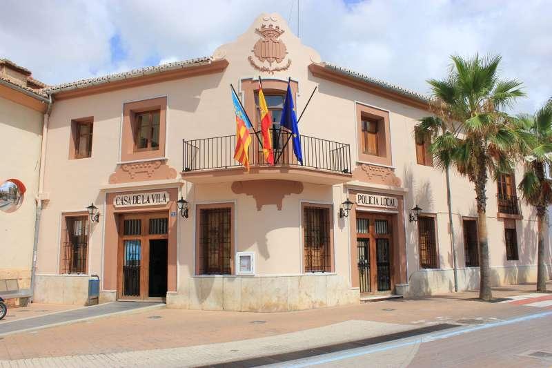 Ajuntament de Museros. EPDA