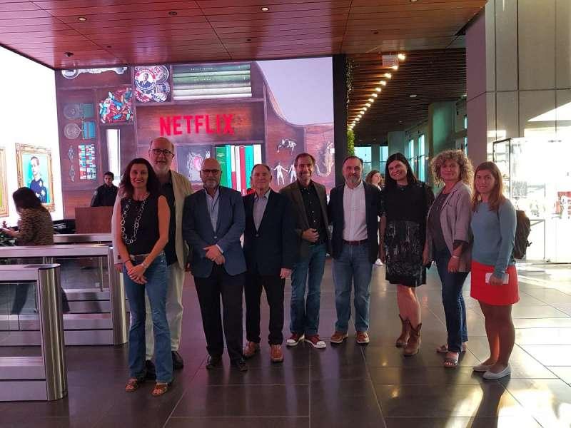 Participantes delI EncuentroShooting in Spain