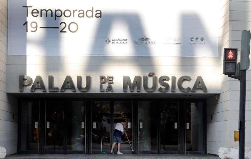 Palau de la Música. EPDA