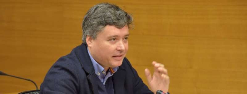 Luis Santamaría. FOTO PPCV.COM