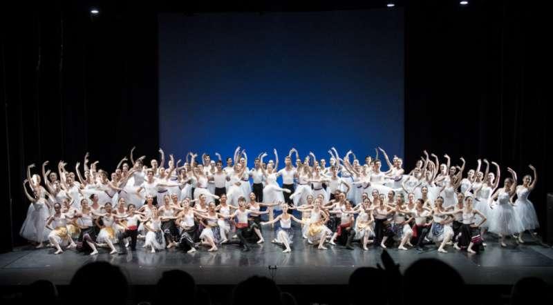 Gala València Endanza 2019. JAVIER GAMBOA