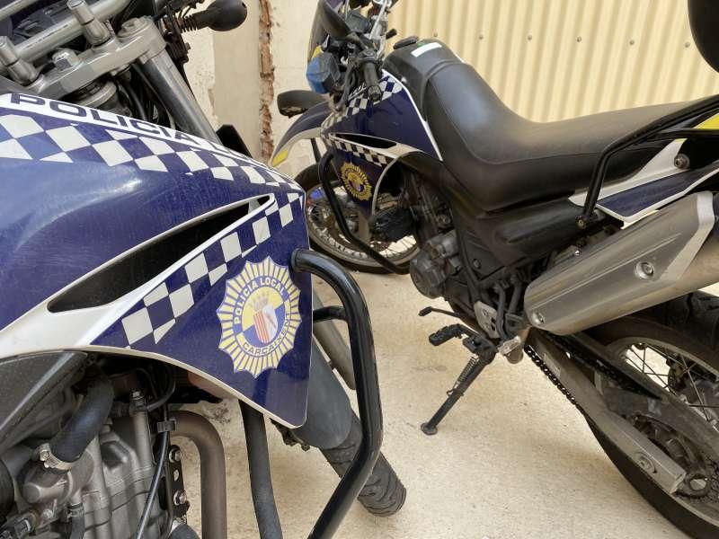 Motocicletas Policía Local