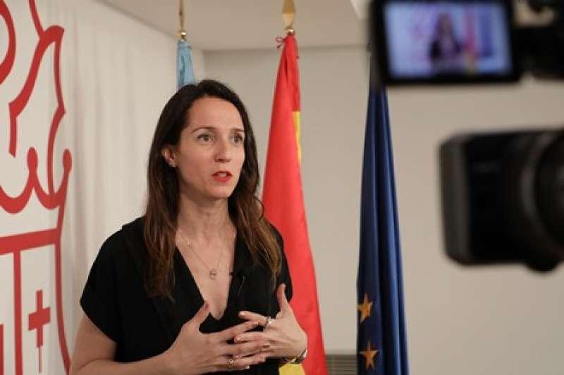 La directora de Análisis y Políticas Públicas, Ana Berenguer. EPDA
