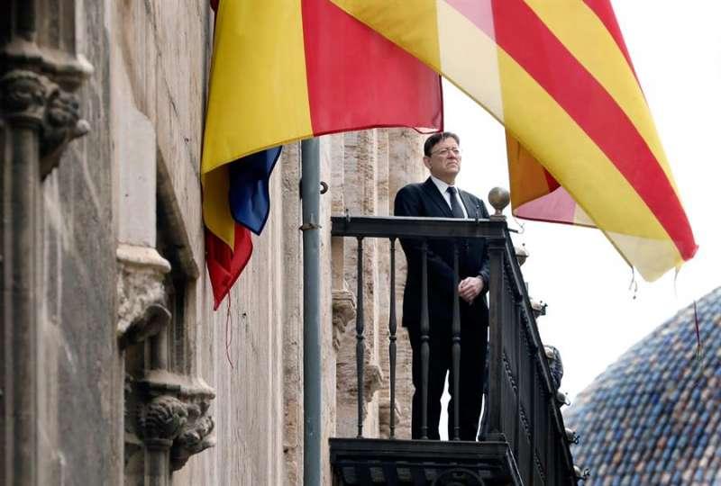 El president de la Generalitat, Ximo Puig, en una imagen reciente. EFE/ Juan Carlos Cárdenas
