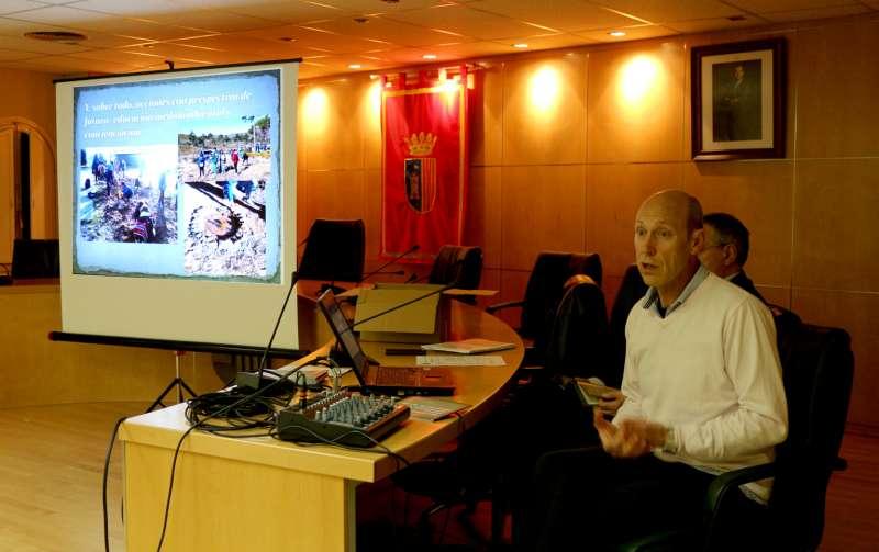 Vicente Pi coordinador de la publicación