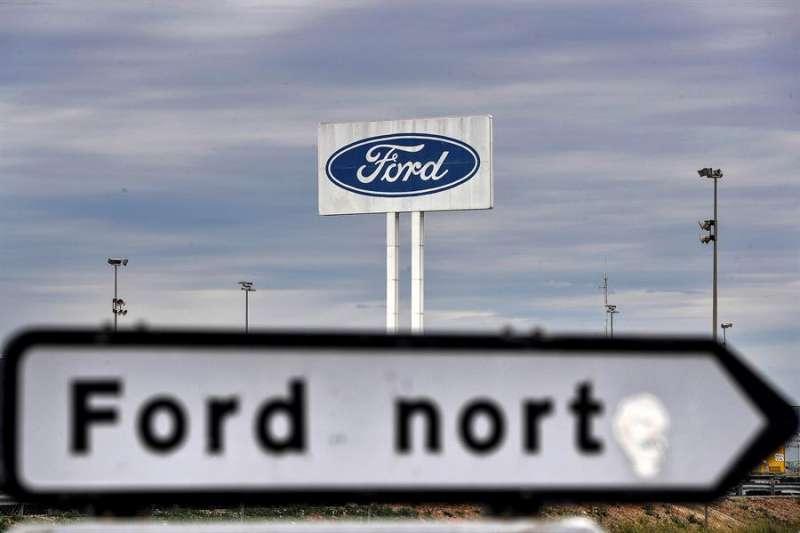 Imagen de la planta de Ford en Almussafes (Valencia). EFE