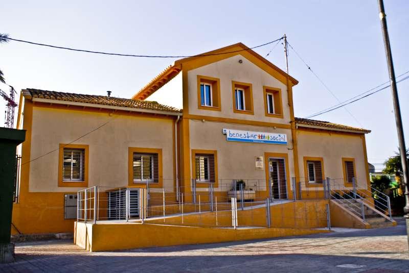 Edifici de Benestar Social de Puçol. EPDA