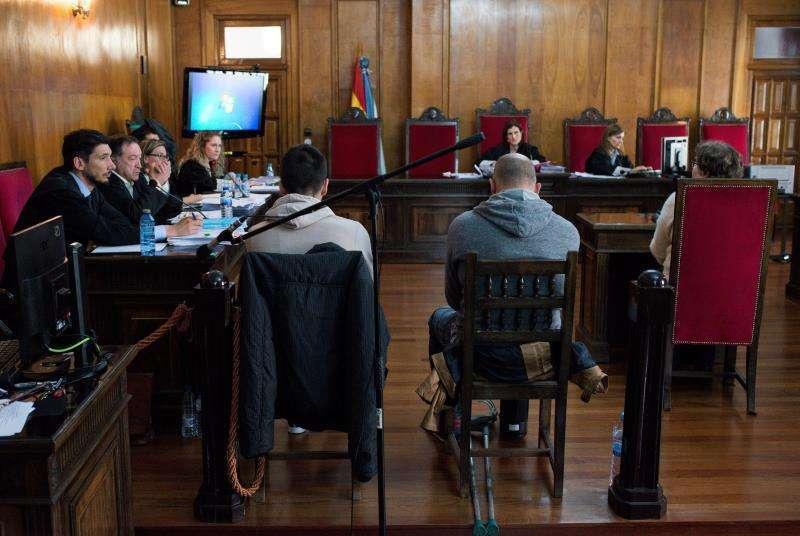 Imagen de archivo de un juicio. EPDA