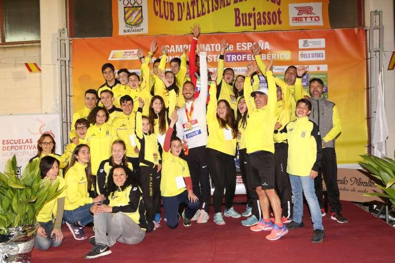 CA Els Sitges, organizadores