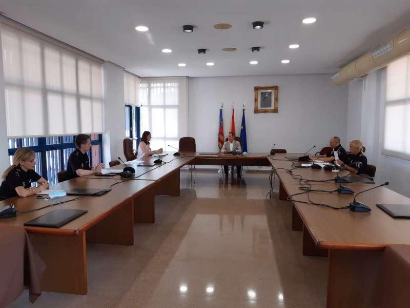 Xirivella renueva la colaboración con el Ministerio del Interior en violencia de género. EPDA