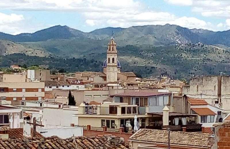 Vista de Altura. Foto:J.Lozano