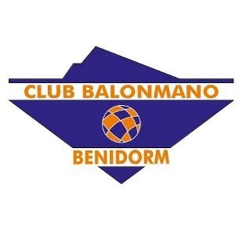 Escudo del CB Benidorm.