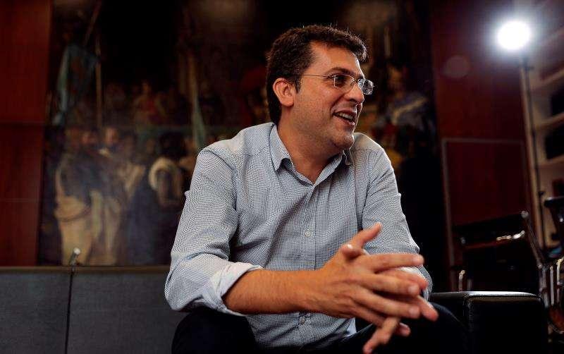 Juan Ramón Adsuara, el nuevo hombre fuerte del PP de la provincia de Valencia. EFE