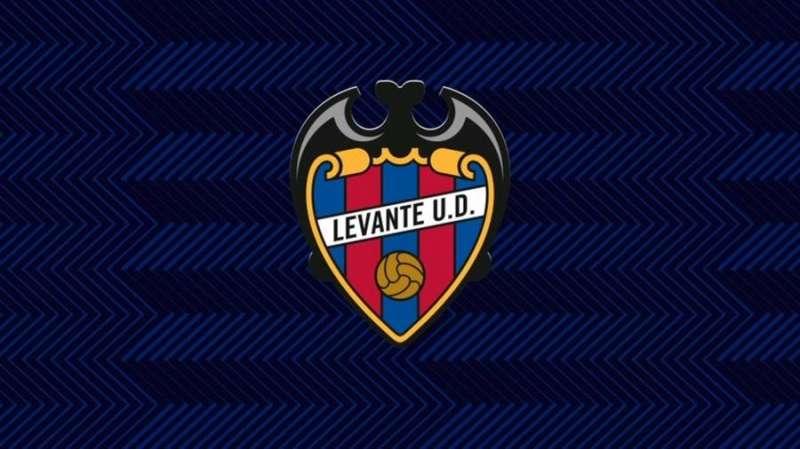 Escudo del Levante que encabeza el comunicado oficial del club.