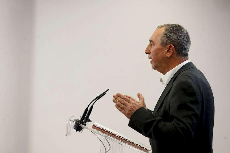 El portavoz de Compromís en el Congreso de los Diputados Joan Baldoví. EFE/Archivo