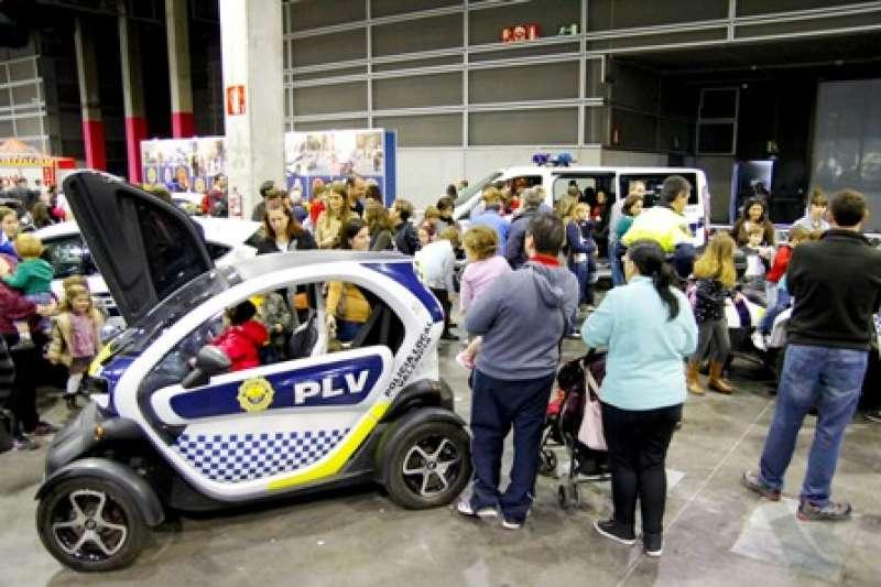 Expojove se llenará de niños un año más en Feria Valencia. FOTO FERIA VALENCIA