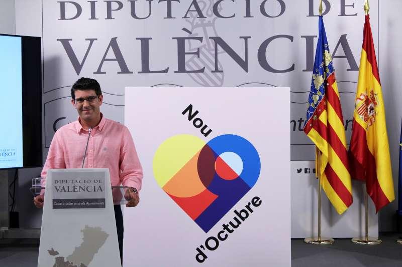 El Presidente de la Diputación de Valencia, Jorge Rodríguez.