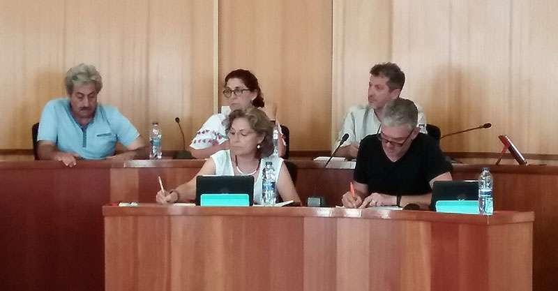 Concejales de Plataforma-GuanyemSAB-Compromís. EPDA
