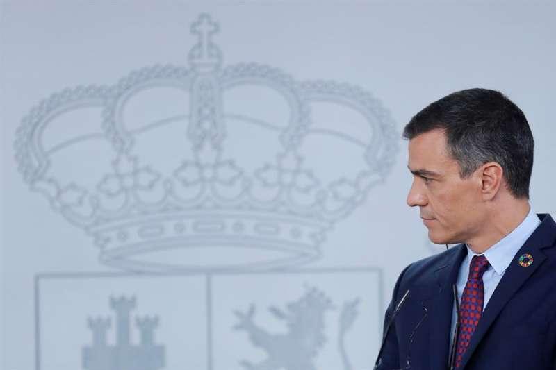 El presidente del Gobierno, Pedro Sánchez. EFE/Chema Moya/Archivo
