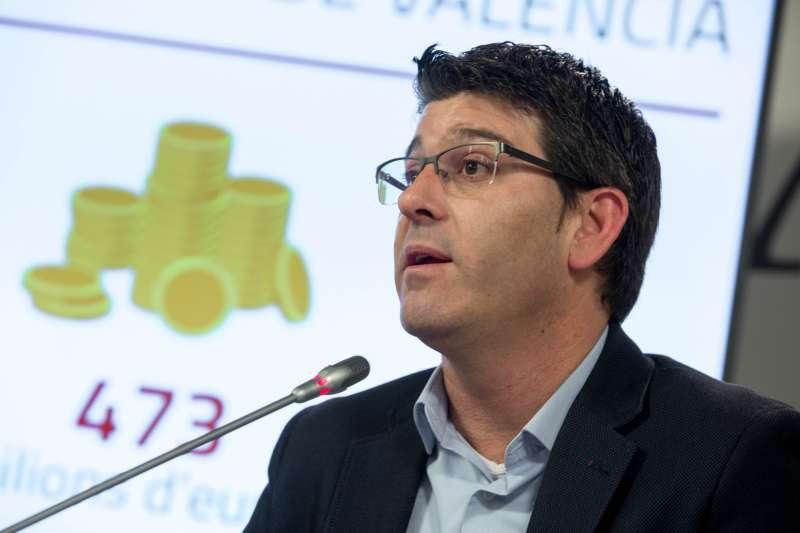 El presidente de la Diputació de València.