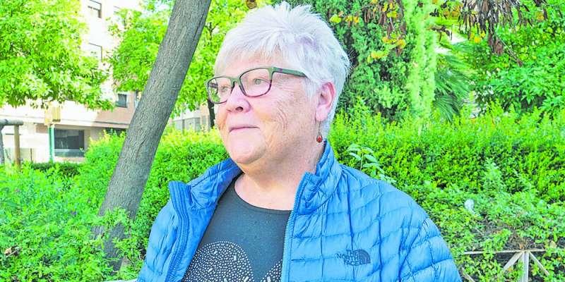 Glòria Marcos, ex coordinadora general de EU. EPDA