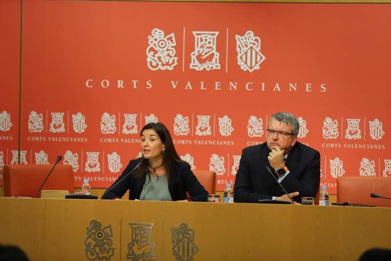 Ruth Medino y Fernando Llopos- EPDA