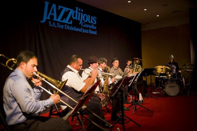 Grup de Jazz de Gandia. EPDA