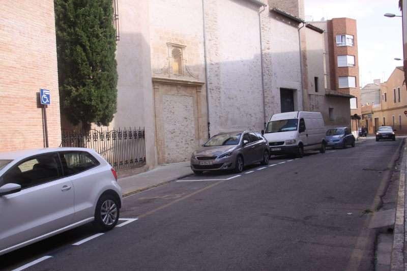 El Carrer Santo Domingo