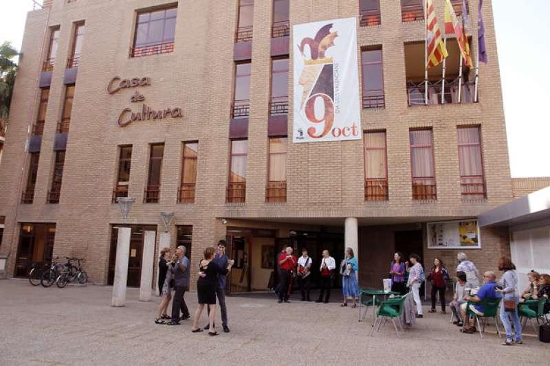 Casa de cultura de Puçol. EPDA