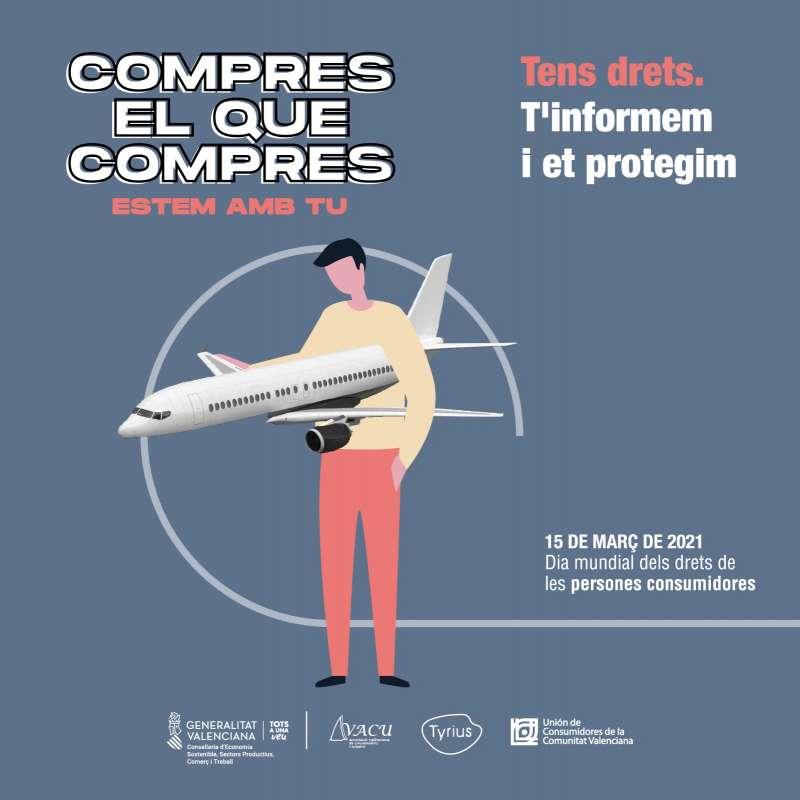 Campanya de consum a Alaquàs. EPDA