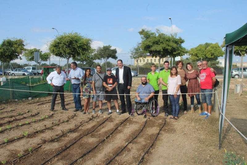 El diputado provincial de Promoción Económica visita el proyecto de COCEMFE Maestrat. EPDA