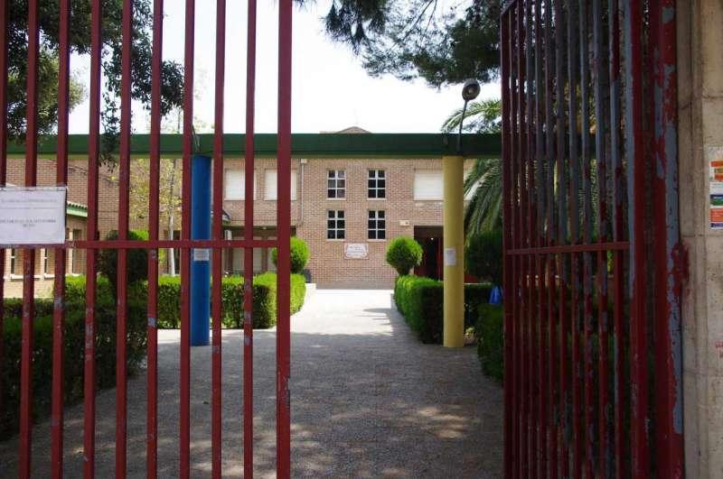 Col·legi de Paiporta. EPDA