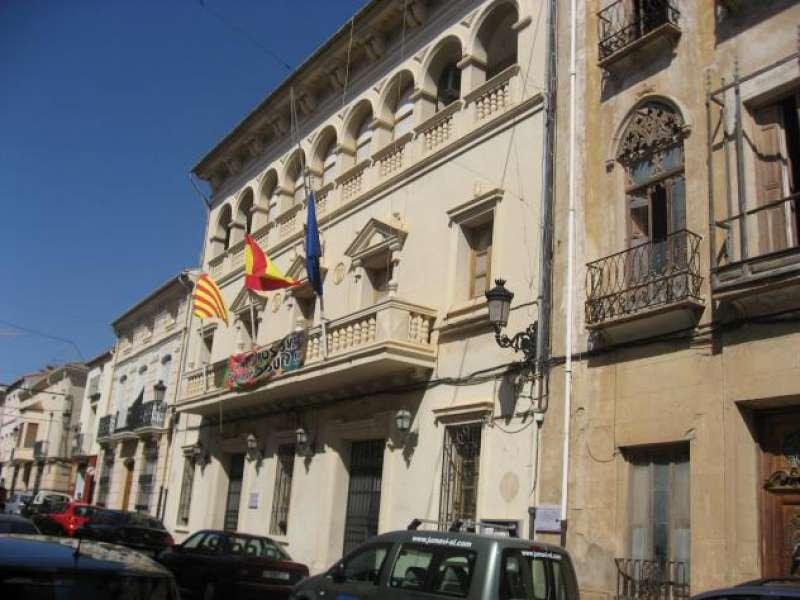 Ayuntamiento de Ayora