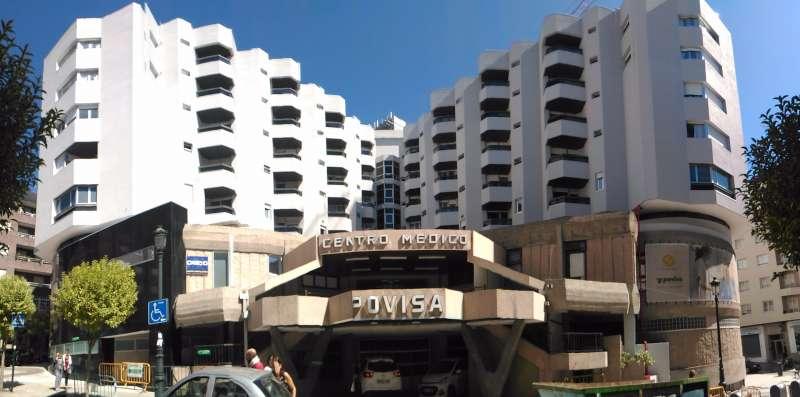 Hospital Povisa. EPDA