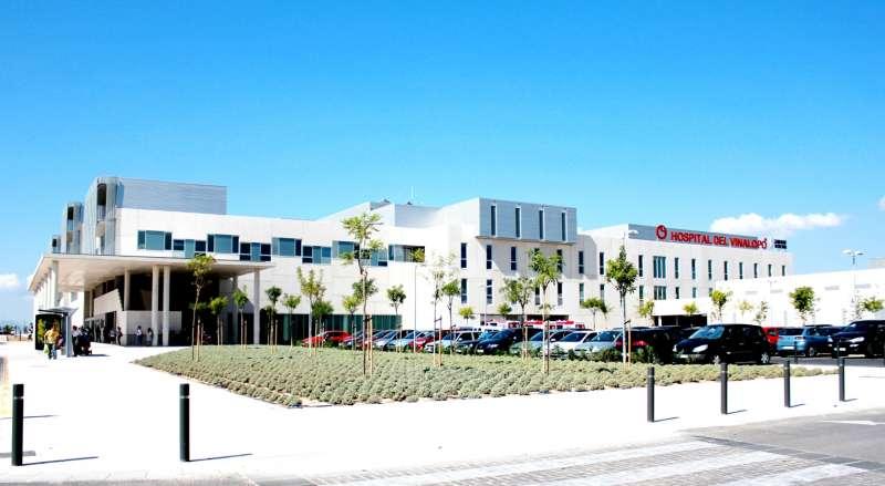 Hospital Vinalopó. EPDA