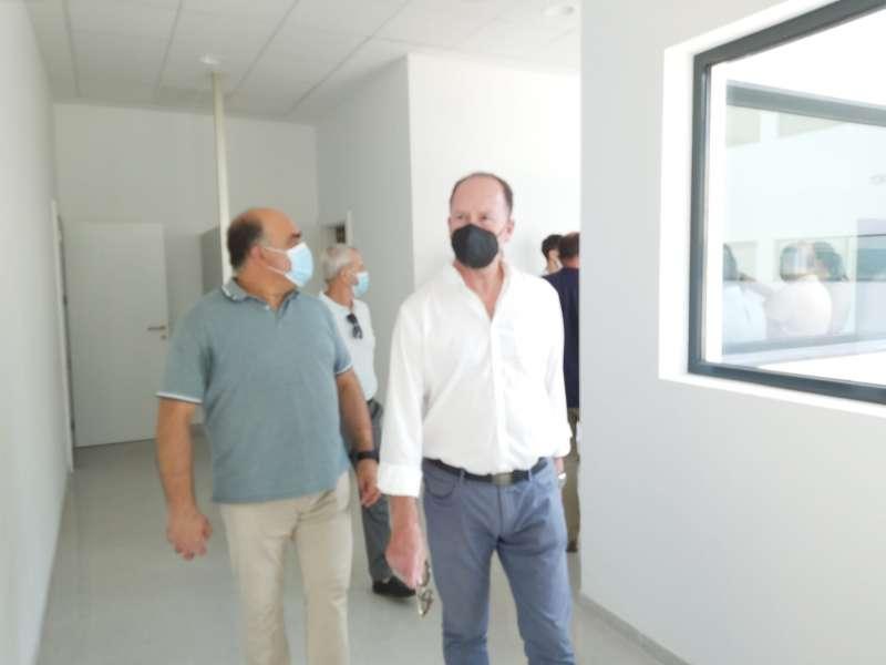 Visita al Centro de Emergencias/EPDA