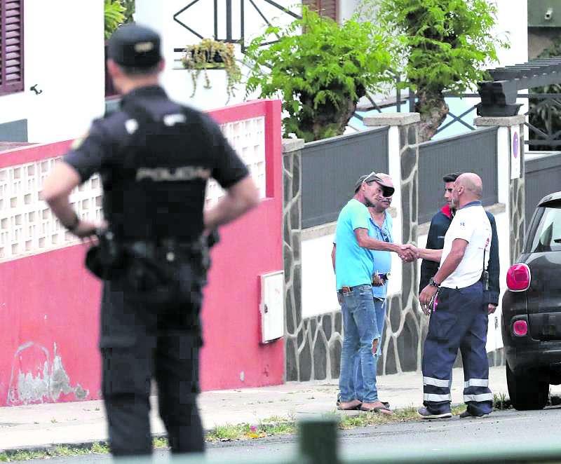 Un policía durante una operación. EFE/Archivo