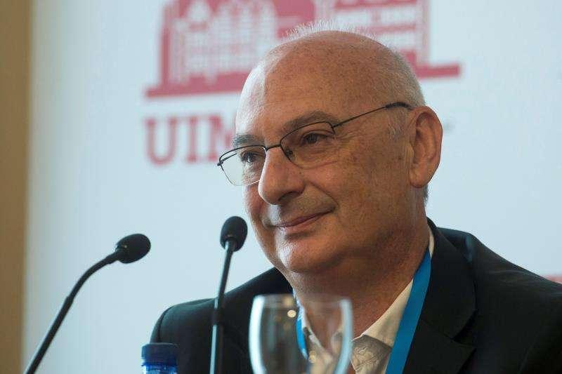 El microbiólogo, investigador y profesor de la Universidad de Alicante, descubridor de las técnicas del CRISPR-Cas, Francisco Mojica. EFE/Archivo