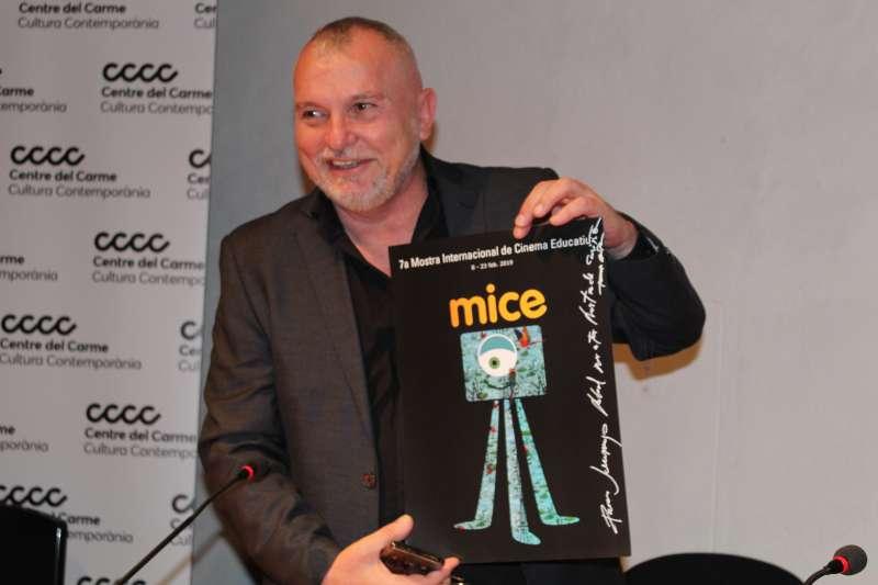 Josep Arbiol, director de MICE