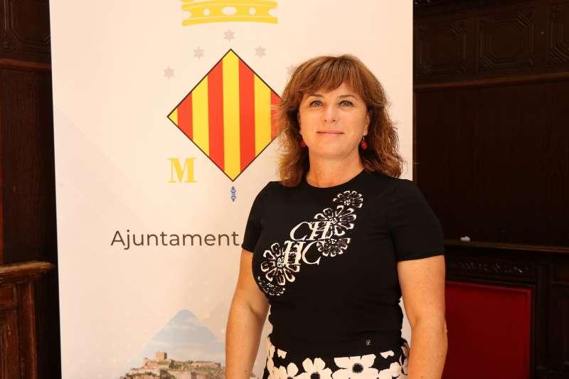 Concejala delegada de Promoción Económica e Industrial, María José Carrera. / EPDA